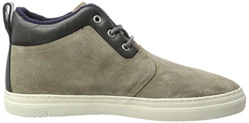 Marvel Elephant Gray Beige Alto Collo Sneaker G861 Uomo a Gant v0dqxHv