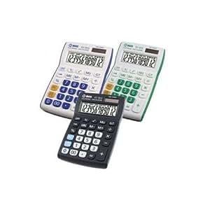 Elco-1 Es-1012 - Calculadora de sobremesa, 12 dígitos