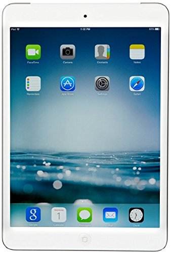 Apple iPad Mini 2 with Retina Display(64GB,WiFi,silver) (Certified Refurbished)