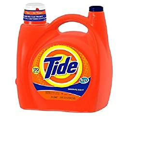 Ratings and reviews for Tide 8317 High Efficiency Laundry Detergent, 170 Fl. Oz.