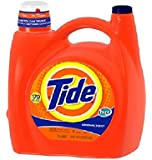 Tide 8317 High Efficiency Laundry Detergent, 170 Fl. Oz.
