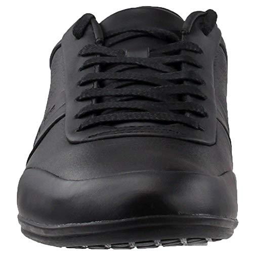 Pictures of Lacoste Men's Storda Sneakers Black 4