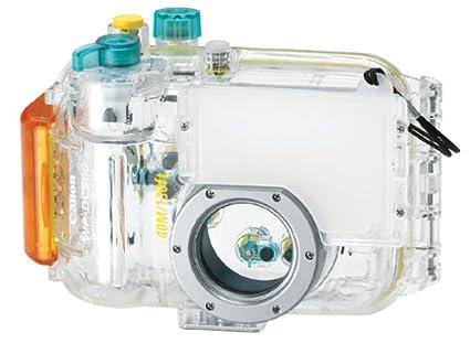 Canon Carry Case Plastic Transparent for PS A80 Carcasa submarina ...