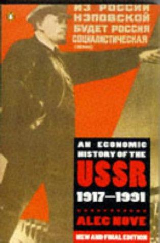 An Economic History of the USSR: 1917-1991, 3rd Edition (Penguin Economics)