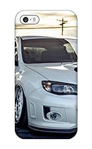 Case For Iphone 5/5s With Nice Subaru Impreza Appearance
