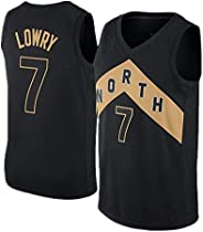 YYIOBN_Men/Women/Youth_Kyle_Lowry_Black_City_Edition_Jersey