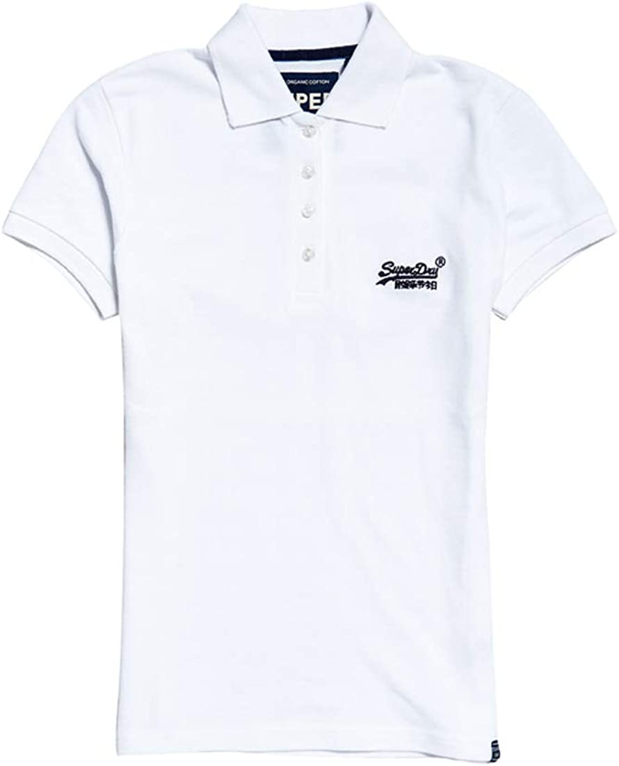 Superdry Womens Cotton Polo Top Vest