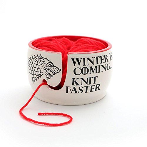 Game Thrones Knitting Yarn Bowl product image