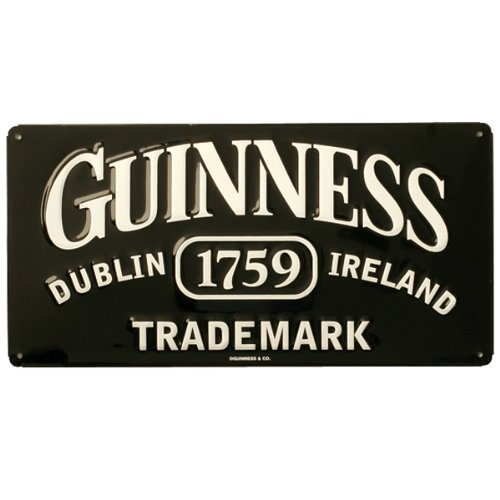 Guinness Beer Signs - 1