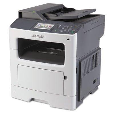 MX410de Multifunction Laser Printer, Copy/Fax/Print/Scan