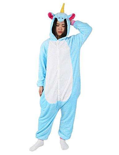Animal Pajamas for Women Men Adult Onesie Unisex