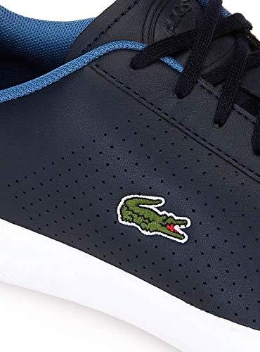 1 Sneakers 318 Blu Lacoste Avance cOBfqwx1C