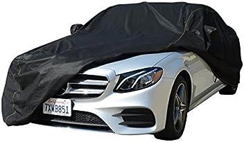 2018 2019 MERCEDES E400 E550 COUPE BREATHABLE CAR COVER W//MIRROR POCKET BL