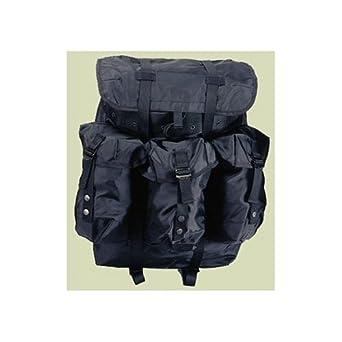 Amazon.com  G.I. Style Medium Black Alice Pack w Frame  Clothing a4ea7b4fdb1