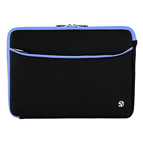 17.3inch Laptop Bag Tablet Sleeve Pouch for Dell Alienware 15 / Inspiron 15 / Inspiron 15 5000 / Vostro 15 3000 / Inspiron 15 3000 / Inspiron 15 7000 / Gateway NE (Laptop Sleeve Alienware 15)