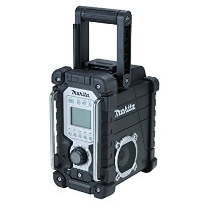 Makita LXRM03B 18-volt LXT Lithium-Ion Cordless FM/AM Jobsite Radio with iPod Docking Station Tool Only from Makita