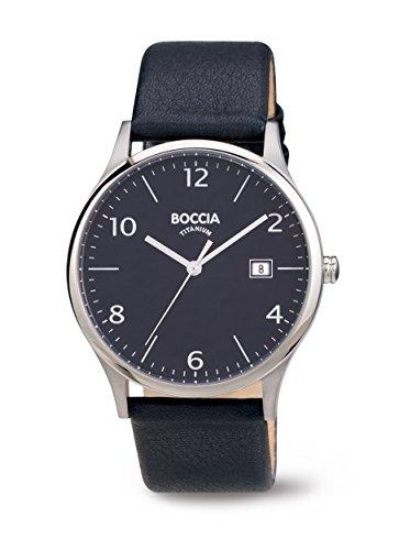 3585-03 Mens Boccia Titanium Watch