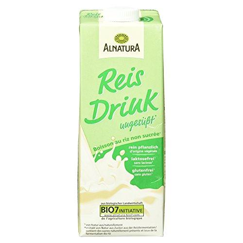Alnatura Bio Reis-Drink ungesüßt, 1 l