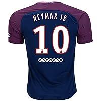 GIS Neymar 10 PSG Season 17/18 Soccer Jersey Mens Color...