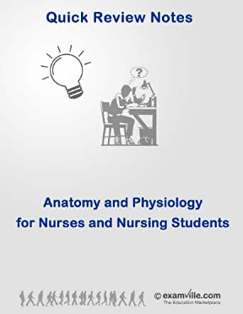 Amazon Anatomy And Physiology Quick Review For Nurses Nursing