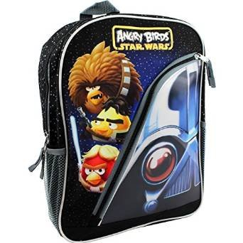 Angry Birds Star Wars 16'' Backpack 07082 (Star Wars Angry Birds Tatooine)
