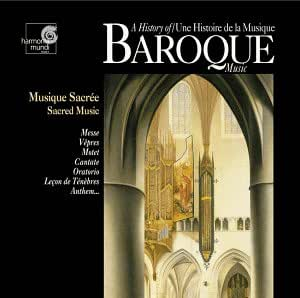 History of Baroque Music: Sacred