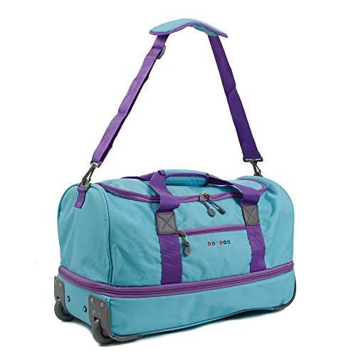 j-world-new-york-stadium-rolling-duffel-bag-seafoam-one-size