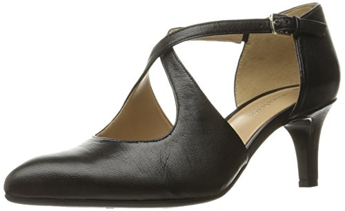Naturalizer Women's Okira Dress Pump, Black, 7.5 M US