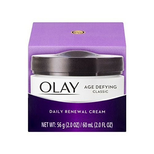 Olay Olay Age Defying Daily Renewal Skin Cream, 2 oz