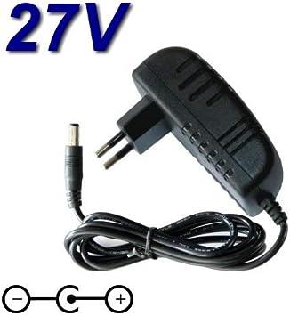 TopChargeur - Adaptador de Corriente y Cargador de 27 V para ...