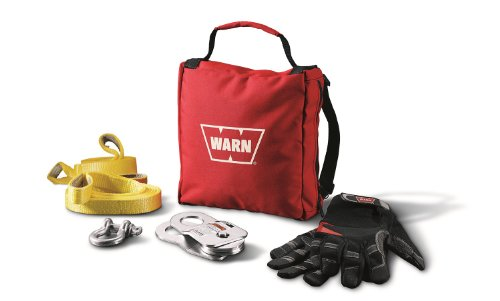 (WARN 88915 Light Duty Winch Accessory Kit)