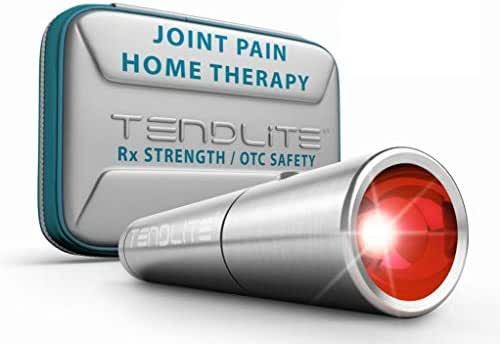 TENDLITE Red Light Therapy Device - FDA Cleared Advanced Medical Grade Technology Targets Injury Directly and Provides Joint and Muscle Pain Relief