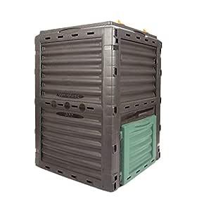 Compostador de compostador 4smile - Made in Europe, 300 L ...