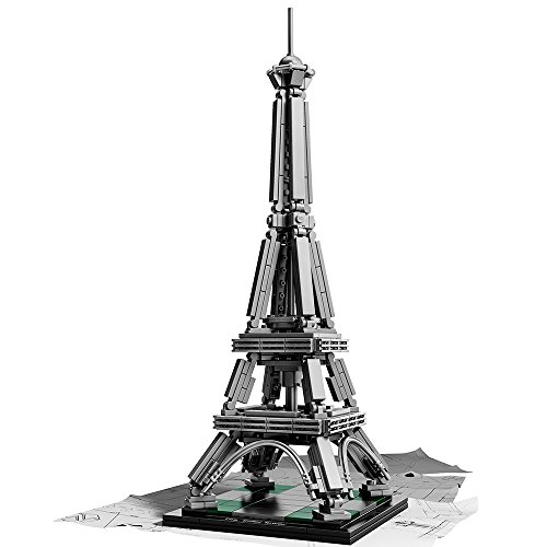 stem toys for preschoolers LEGO Architecture 21019 The Eiffel Tower
