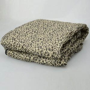 Spring And Summer Leopard Print Sleeping Bag Beige Amazoncouk Electronics