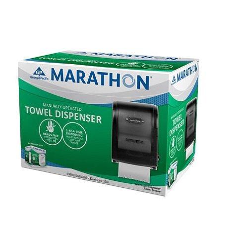 marathon towel dispenser - 3