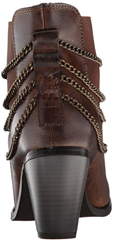 Dingo Womens Escape Western Boot Brown xSgze0U