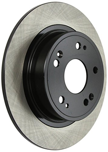 Centric Parts 120.40068 Premium Brake Rotor with E-Coating -