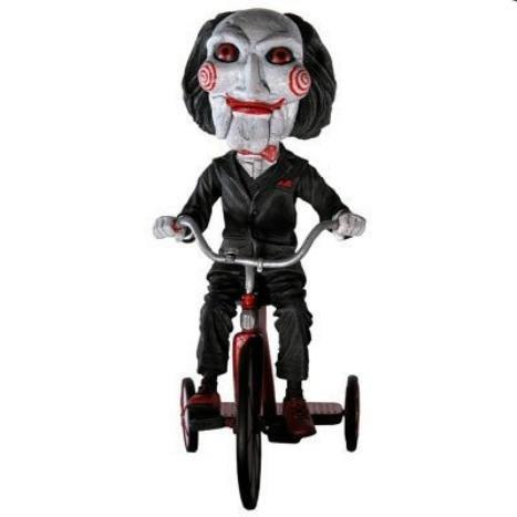 Saw Puppet Headknocker Figure