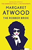 Book cover from The Robber Bride by Margaret Atwood