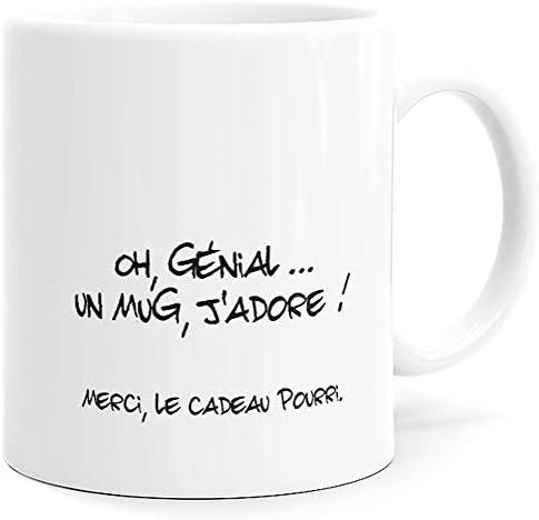 Mug Humour Génial Merci le Cad…