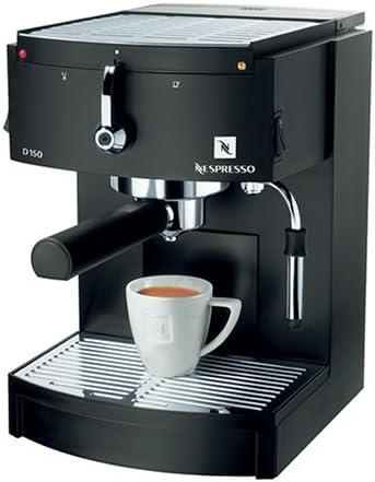 Amazon.com: Nespresso D150 Espresso machine, Negro: Kitchen ...