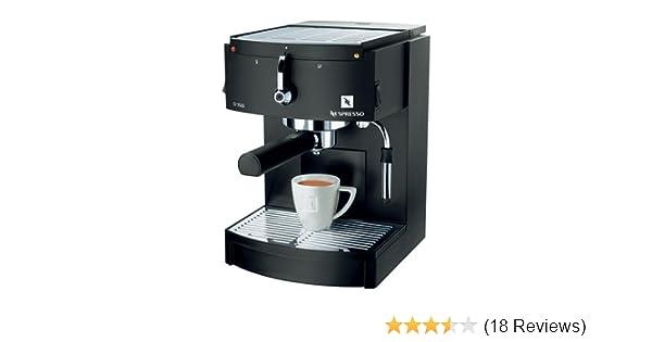 amazon com nespresso d150 espresso machine black semi automatic rh uedata amazon com Nespresso D300 Nespresso D150 Parts