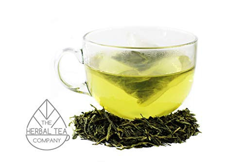 Lovage Root Tea Green Tea Blend Tea Bags With Cinnamon Flavour 100 Pack ()