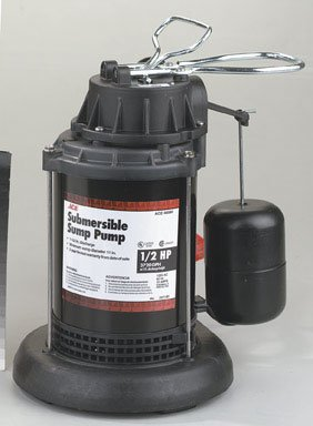 SUBMERSIBLE SUMP PUMP 1/2 HP - Ace Submersible