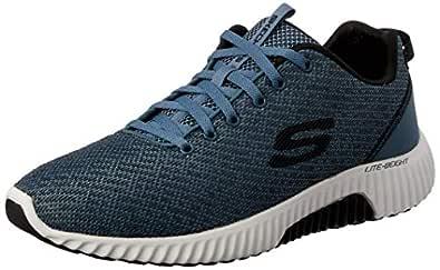 Skechers Australia PAXMEN - WILDESPELL Men's Training Shoe, Slate, 7 US