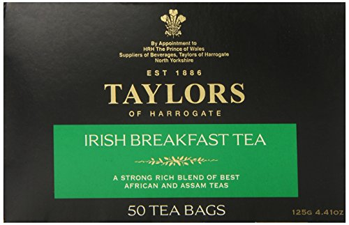 Taylors Harrogate Irish Breakfast Count product image
