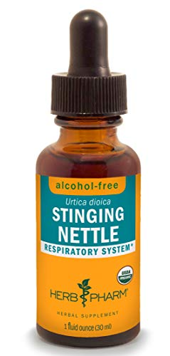 Herb Pharm Alcohol-Free Stinging Nettle Liquid Glycerite - 1 Ounce