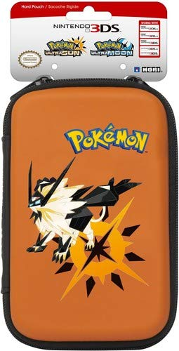 HORI Pokemon Ultra Sun & Ultra Moon Hard Pouch for New Nintendo 3DS XL and New Nintendo 2DS XL