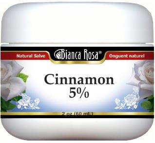Cinnamon 5% Salve (2 oz, ZIN: 519768) by Bianca Rosa (Image #1)